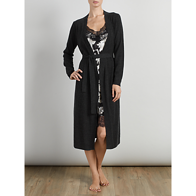 Somerset by Alice Temperley Midi Length Cashmere Robe