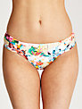 Seafolly Butterfly Coast Bikini Briefs, Bamboo