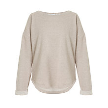 Buy Kin by John Lewis Loopback Easy Top Online at johnlewis.com