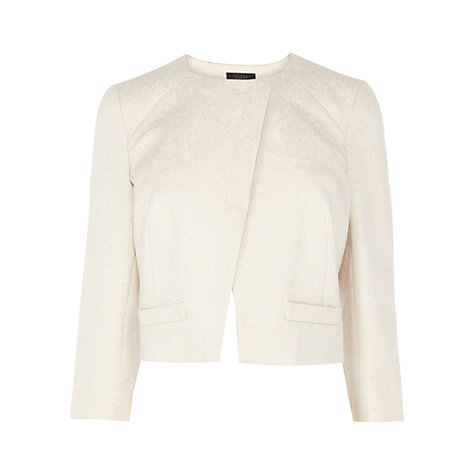 Buy Coast Jasmine Jacket, Neutral Online at johnlewis.com