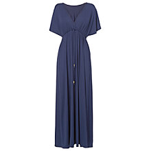 Buy Phase Eight Melanie Maxi Dress, Navy Online at johnlewis.com