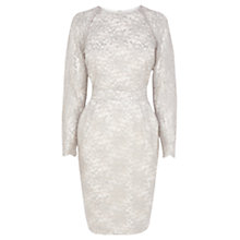 Buy Coast Lulu Lace Dress, Neutral Online at johnlewis.com