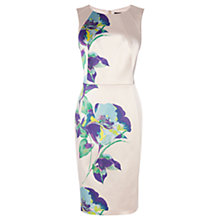 Buy Coast Bernice Dress, Multi Online at johnlewis.com