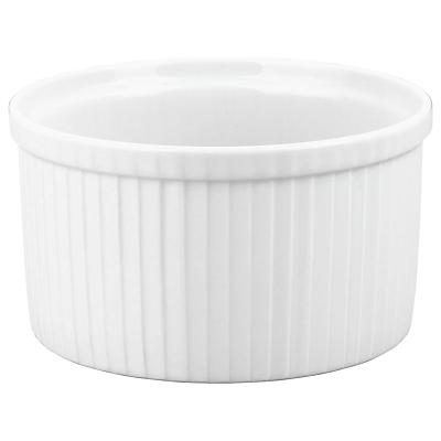 Pillivuyt Porcelain Deep Ramekin