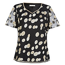 Buy Jacques Vert Spot Top, Multi Malt Online at johnlewis.com