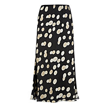 Buy Jacques Vert Spot Skirt, Multi Malt Online at johnlewis.com