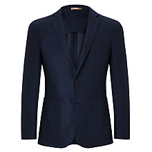 Buy Richard James Mayfair Deconstructed Double Faced Jacket, Blue Online at johnlewis.com