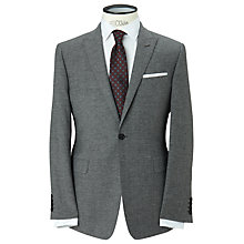 Buy Richard James Mayfair Slim Fit Donegal Suit Jacket, Charcoal Online at johnlewis.com