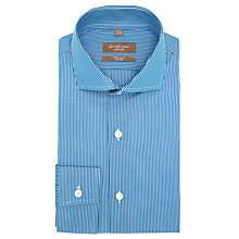 Buy Richard James Mayfair Bengal Stripe Shirt Online at johnlewis.com