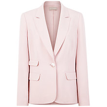 Buy Planet Tailored Jacket, Blush Online at johnlewis.com
