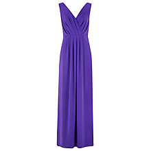 Buy Planet Maxi Knot Dress, Iris Online at johnlewis.com
