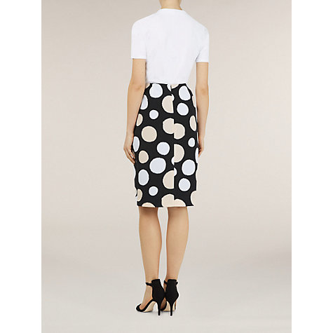 Buy Planet Spotted Skirt, Dark Multi Online at johnlewis.com