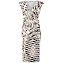 Buy Planet Light Jersey Dress, Multi Light Online at johnlewis.com