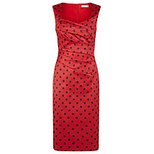 Buy Planet Sateen Spot Dress Online at johnlewis.com