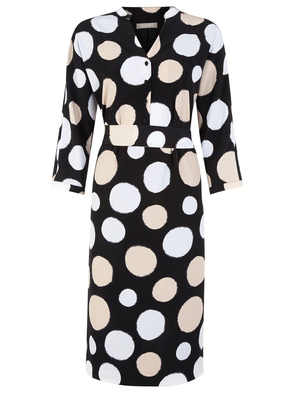 planet multi spot woven dress black/multi, planet, multi, spot, woven, dress, black/multi, clearance, womenswear offers, womens dresses offers, women, plus size, womens dresses, special offers, 1437402