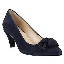 Buy John Lewis Made in England Twyford Suede Court Shoes Online at johnlewis.com