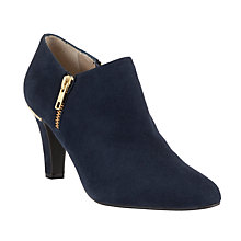 Buy John Lewis Daisy Shoe Boots, Navy Online at johnlewis.com