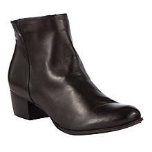 Buy John Lewis Albany Leather Ankle Boots Online at johnlewis.com
