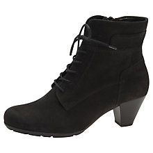 Buy Gabor National Nubuck Shoe Boots Online at johnlewis.com