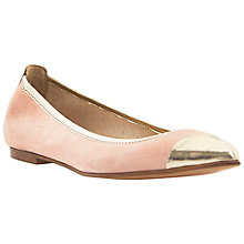 Buy Dune Monita Suede Pump Shoes Online at johnlewis.com