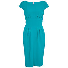 Buy Closet Jade Curve Waistband Dress, Jade Online at johnlewis.com