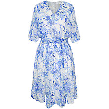 Buy Paisie China Print Tea Dress, Multi Online at johnlewis.com