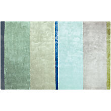 Buy Designers Guild Eri Rug, Jade Online at johnlewis.com