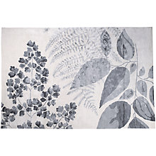 Buy Designers Guild Jindai Rug, Graphite Online at johnlewis.com