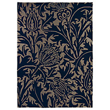 Buy Morris & Co Thistle Rug Online at johnlewis.com