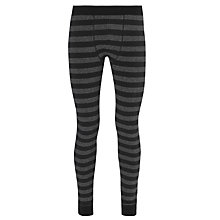 Buy John Lewis Striped Jersey Long Johns Online at johnlewis.com
