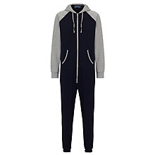 Buy John Lewis Heavyweight Onesie Online at johnlewis.com