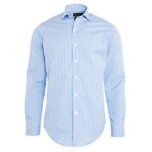 Buy Polo Golf by Ralph Lauren Spread Poplin Faint Check Shirt Online at johnlewis.com