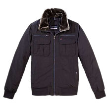 Buy Tommy Hilfiger Ken Bomber Jacket Online at johnlewis.com