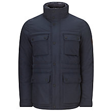 Buy Tommy Hilfiger Houston Coat, Navy Blazer Online at johnlewis.com
