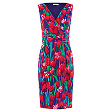 Buy Precis Petite Tulip Print Shift Dress, Multi Online at johnlewis.com