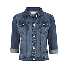 Buy Kaliko Denim Jacket, Indigo Online at johnlewis.com