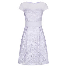 Buy Kaliko Cornelli Lace Prom Dress, Light Purple Online at johnlewis.com