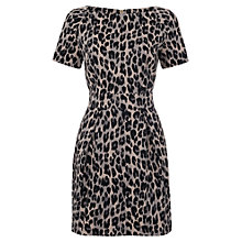 Buy French Connection Simba Dress, Morning Dew Combo Online at johnlewis.com