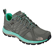 Buy The North Face Women's Litewave Gore-Tex Hiking Shoe, Shroom Brown/Beach Glass Green Online at johnlewis.com