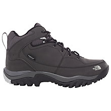 Buy The North Face Men's Snowstrike II Boots, Black/Graphite Grey Online at johnlewis.com