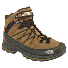 Buy The North Face Men's Wreck Mid Gore-Tex Boots, Brown/Black Online at johnlewis.com