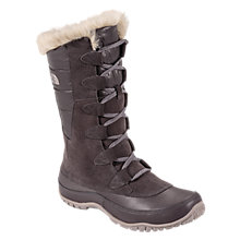 Buy The North Face Nuptse Purna Women's Leather Snow Boots Online at johnlewis.com