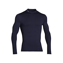 Buy Under Armour Coldgear Evo Compression Mock Long Sleeve T-Shirt Online at johnlewis.com