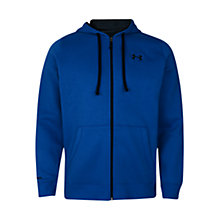 Buy Under Armour Full Zip Hoodie Online at johnlewis.com