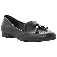 Buy Dune Loki Leather Loafers Online at johnlewis.com