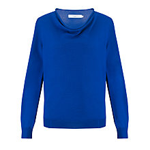 Buy John Lewis Merino Drape Neck Jumper Online at johnlewis.com