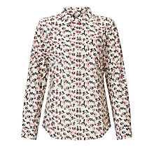 Buy John Lewis Ditsy Print Shirt, Multi Online at johnlewis.com