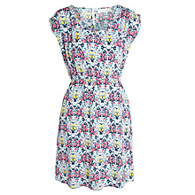 Buy Collection WEEKEND by John Lewis Daisychain Dress, Pale Blue Online at johnlewis.com