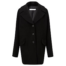 Buy John Lewis Capsule Collection Easy Cocoon Coat Online at johnlewis.com