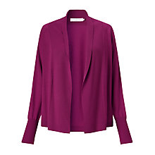 Buy John Lewis Merino Edge to Edge Cardigan Online at johnlewis.com